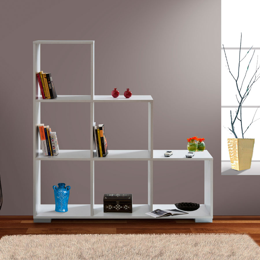 modern-cecolour-kitaplik-beyaz