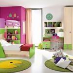 şık cocuk odası tasarımı
