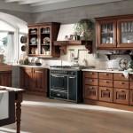 2014 ahşap mutfak mobilya dekorasyon