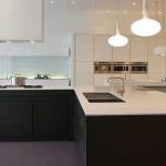 2014 modern mutfak dekorasyonu