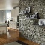 dekoratif duvar kaplama taş desenli