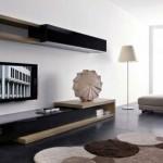 dekoratif tv ünitesi modeli