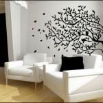 duvar resimleri ağaç