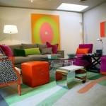 harika oturma odası dekorasyonları