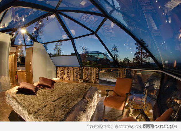 ilginç yatak odası tasarımları