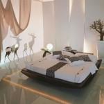 küçük yatak odası için dekorasyon hileleri