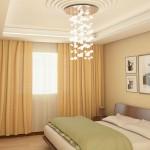 krem rengi romantik yatak odası
