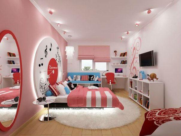 modern çocuk odası dekorasyon