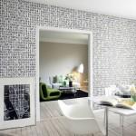 resimli duvar kağıdı modeli