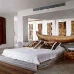tarz yatak odası dekorasyonu