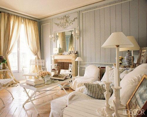 vintage dekor sevenlere