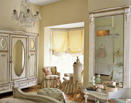 vintage dekorasyon oturma odası