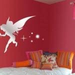 yatak üstü duvar resimi
