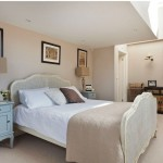yatak odası duvar krem rengi