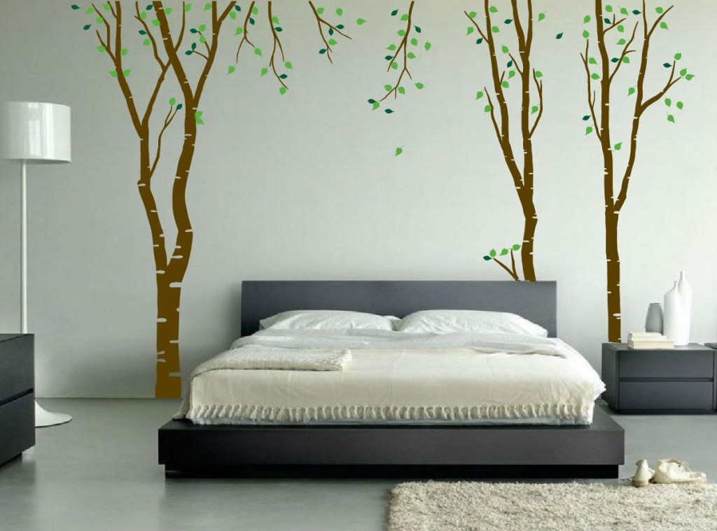 yatak odası için duvar resimleri
