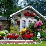 2015 bahçe dekorasyonu