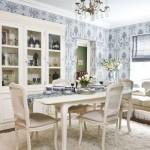 Englısh home ev yemek masası dekorasyonu