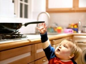 Evlerde çocuk güvenliği