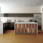 Yeni amerikan mutfak modelleri
