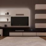 alfemo mobilya televizyon ünitesi modelleri 6