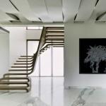 apartman merdiven tasarım