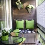 balkon dekorasyon fikirleri 10