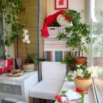 balkon dekorasyon fikirleri 3