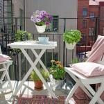 balkon dekorasyon fikirleri 5