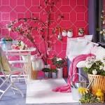 balkon dekorasyon fikirleri 7