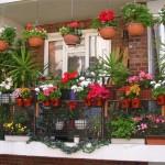 balkon dekorasyon fikirleri 9
