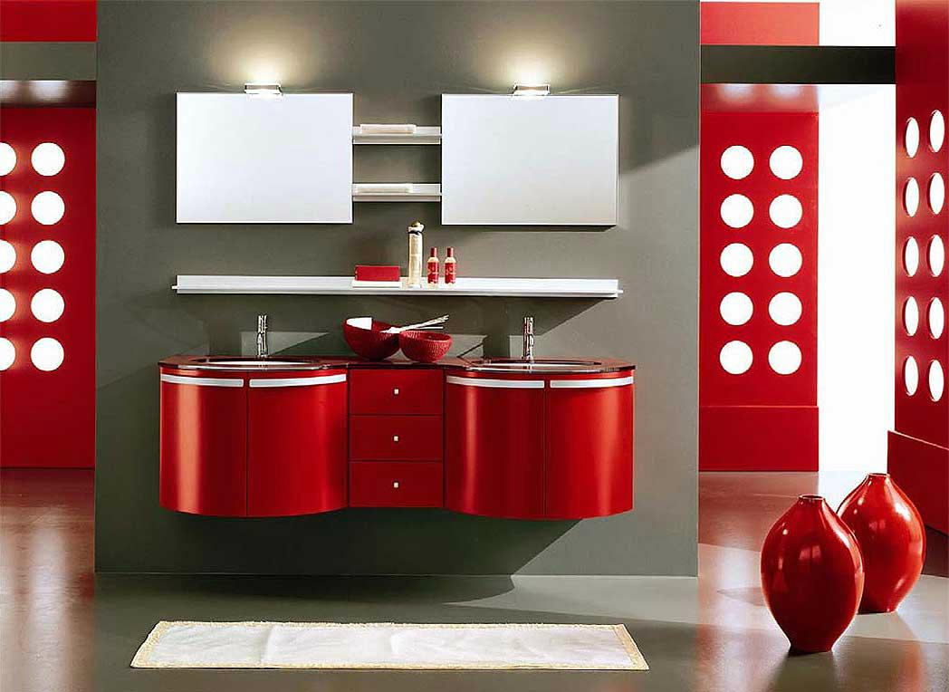 banyo dolap modeli