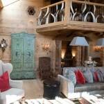 dağ evi oda dekorasyon fikirleri