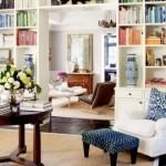dekorasyonda kitaplık tercihleri 4