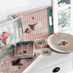 dekoratif tepsiler