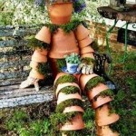 eğlenceli bahçe aksesuarları