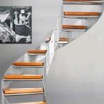 en şık ve estetik merdiven tasarımları 10