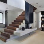 en şık ve estetik merdiven tasarımları 9