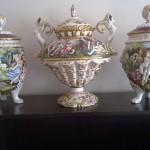 ithal antika porselenler