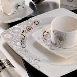 karaca porselen yemek takımları 4