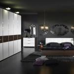 kelebek koyu renk yatak odası takımı