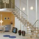 kristal merdiven tasarımı