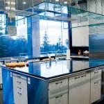 mavi mutfak dekorasyon