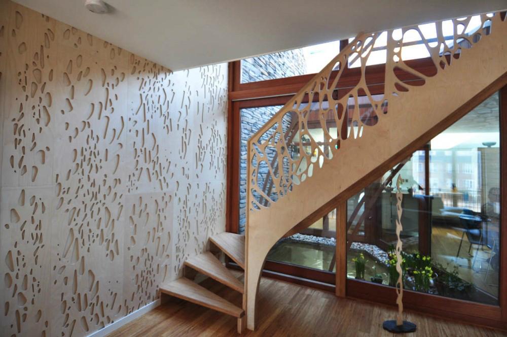 En Şık Ve Estetik Merdiven Tasarımları