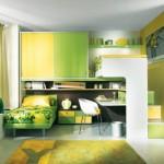 modern tasarım çocuk odası dolap modelleri
