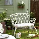 nostaljik bahçe sandalyesi