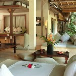 romantik oturma odası