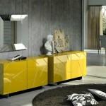 sarı yansımalı dresuar modeli