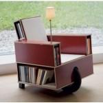 taşınılabilir kitap okuma koltuğu