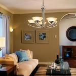 modern oturma odası
