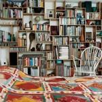 yatak-odasında-kitaplıklar